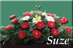 Cvetni aranžman Suza za izjavu saučešća